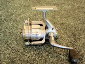 A Fixed Spool Reel